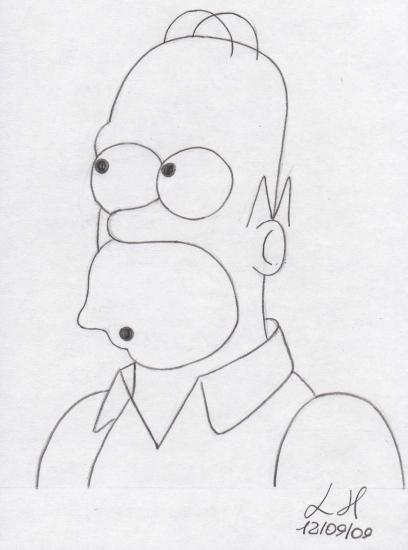 The Simpsons by Lemik90
